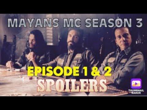 Download Mayans MC S3 Episode 1 & 2 Spoiler Review