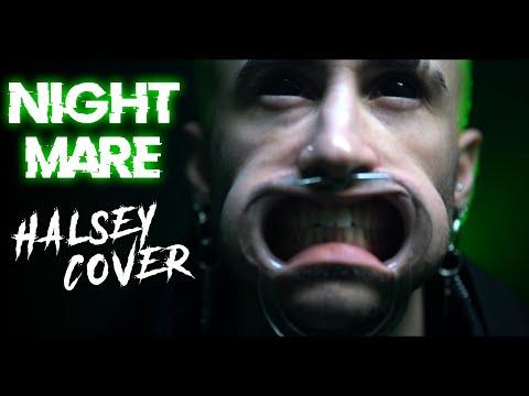 nightmare---halsey-(alternative-cover)