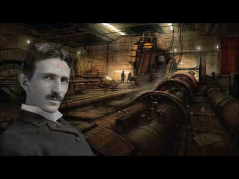 "Nikola Tesla's Time Travel Experience ""I Could See Past, Present And Future Simultaneously"""