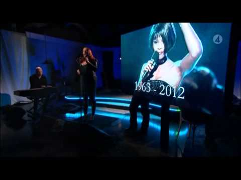 Shirley Clamp - I Will Always Love You (live Whitney Houston cover at Efter Tio 2012)