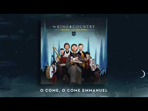 A for KING & COUNTRY Christmas | LIVE from Phoenix - O Come, O Come Emmanuel