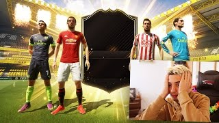 THE BEST FIFA 17 PACK OPENING ON YOUTUBE!!!