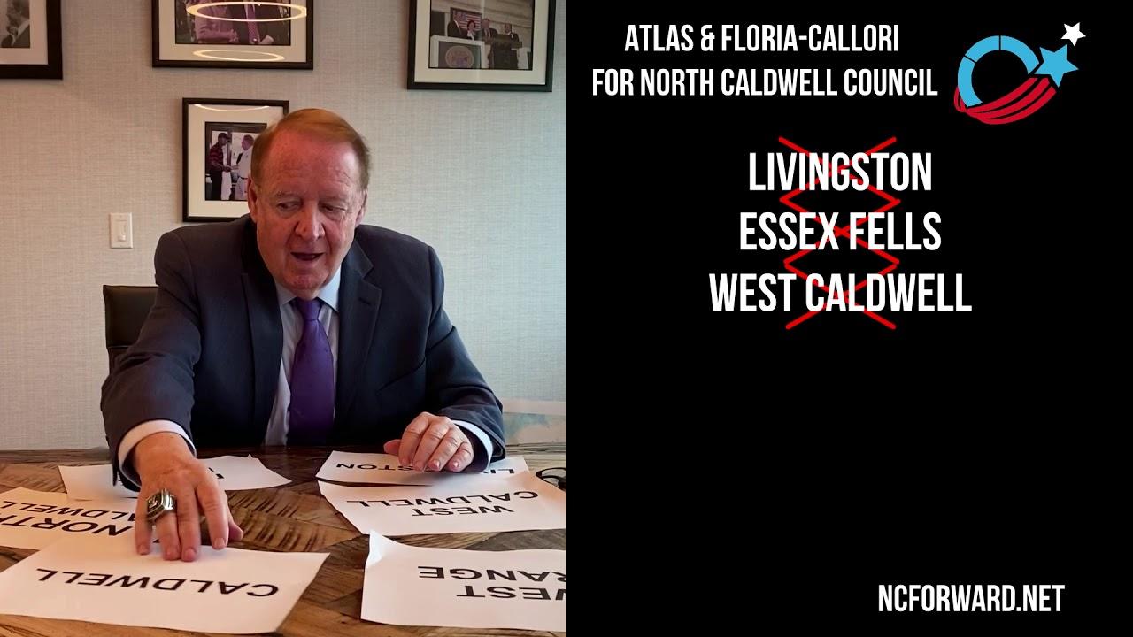 Gov. Codey Endorses Atlas & Floria-Callori!