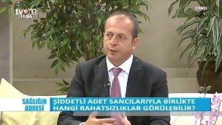 1. Bölüm:  Adet Düzensizlikleri - TVEM - Prof Dr Fatih Şendağ