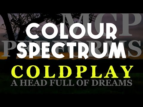 Colour Spectrum - Coldplay [cover by Molotov Cocktail Piano]