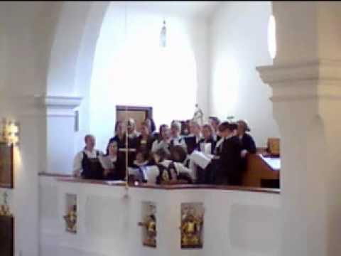 Chor  Hochzeit Bad Häring 22.10.2011