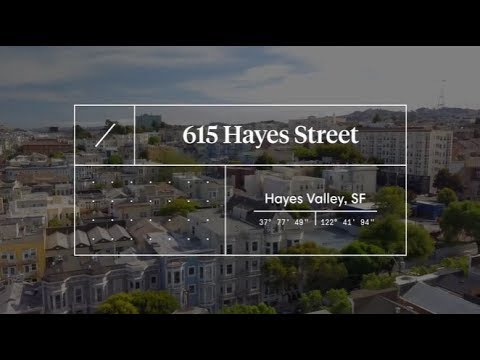 615 Hayes Street | Dreamy Hayes Valley Italianate Victorian