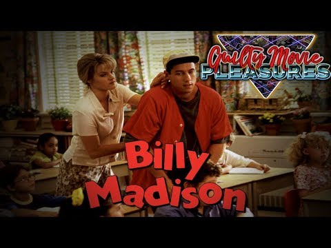 """Billy Madison (1995)... Is A """"Guilty Movie Pleasure"""""""