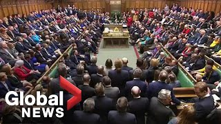 UK lawmakers return to parliament to elect new Speaker, swear-in new MPs