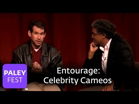 Entourage - Doug Ellin On Celebrity Cameos (PaleyFest 2006)