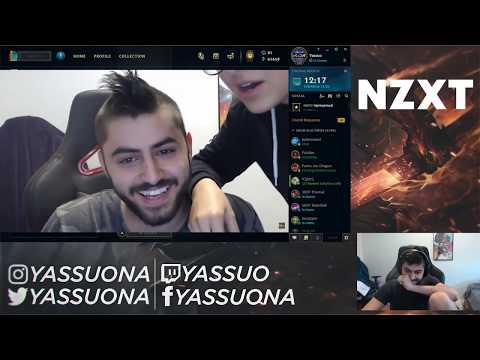 Moe reacts to his own video