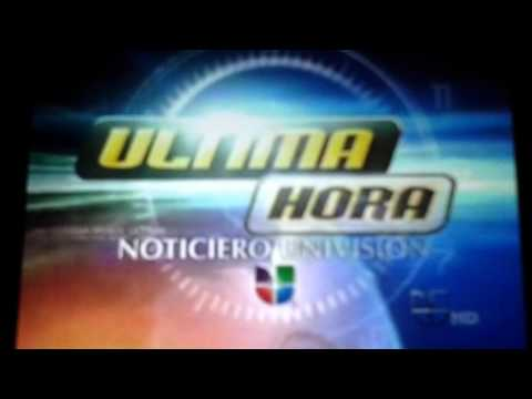 Noticiero Univision Ultima Hora