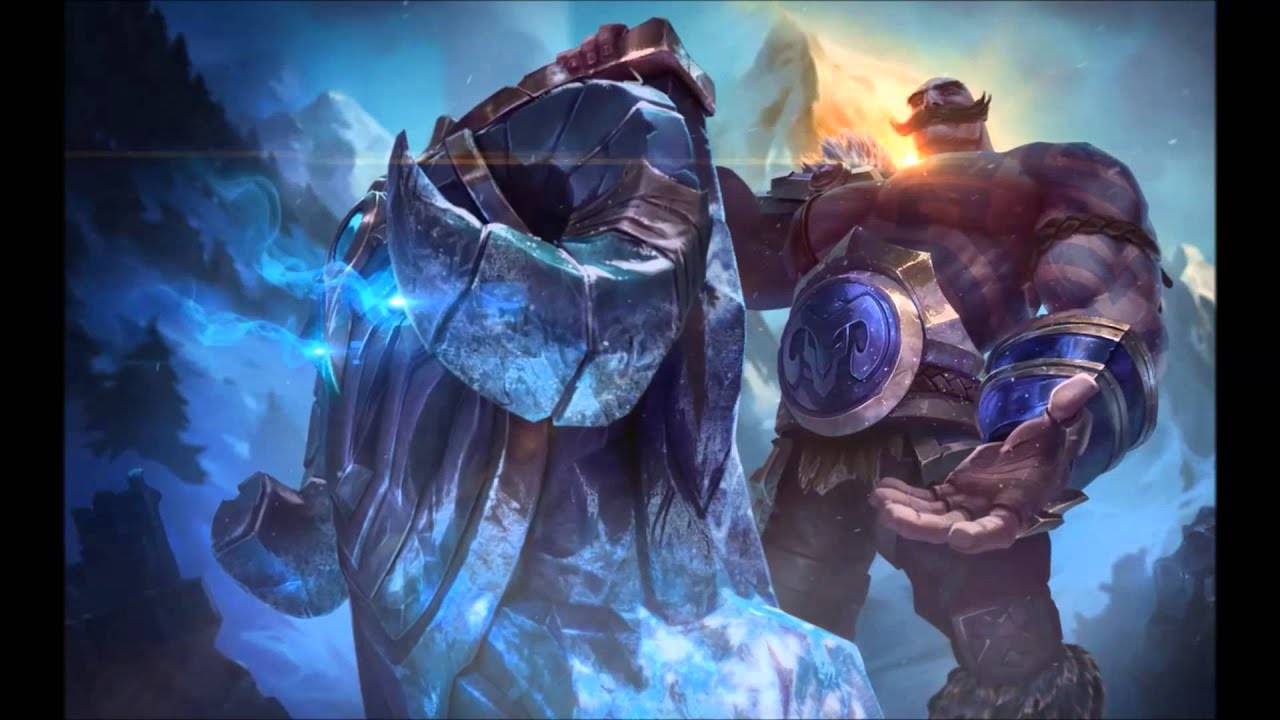 braum login screen and music youtube
