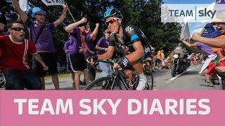 Team Sky Diary 4: Giro d'Italia – A tough weekend