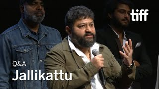 JALLIKATTU Cast and Crew Q&A | TIFF 2019