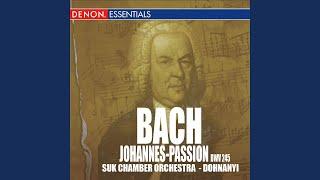 """St. John Passion, BWV 245, Pt. 2 """"Die Juden Aber Schrien"""" [Evangelist]"""