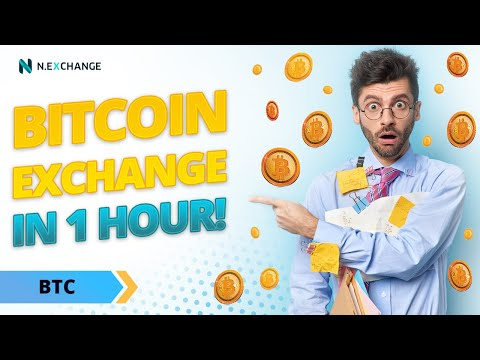 Create Your Own Bitcoin (BTC) Exchange In 1 Hour!