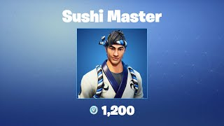 Sushi-Meister | Fortnite Outfit/Haut