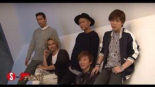 EXILE TRIBEメンバーからのメッセージ動画。今月は、ケンチ、岩田ら5人...