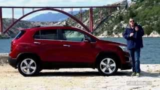 Essai Chevrolet Trax