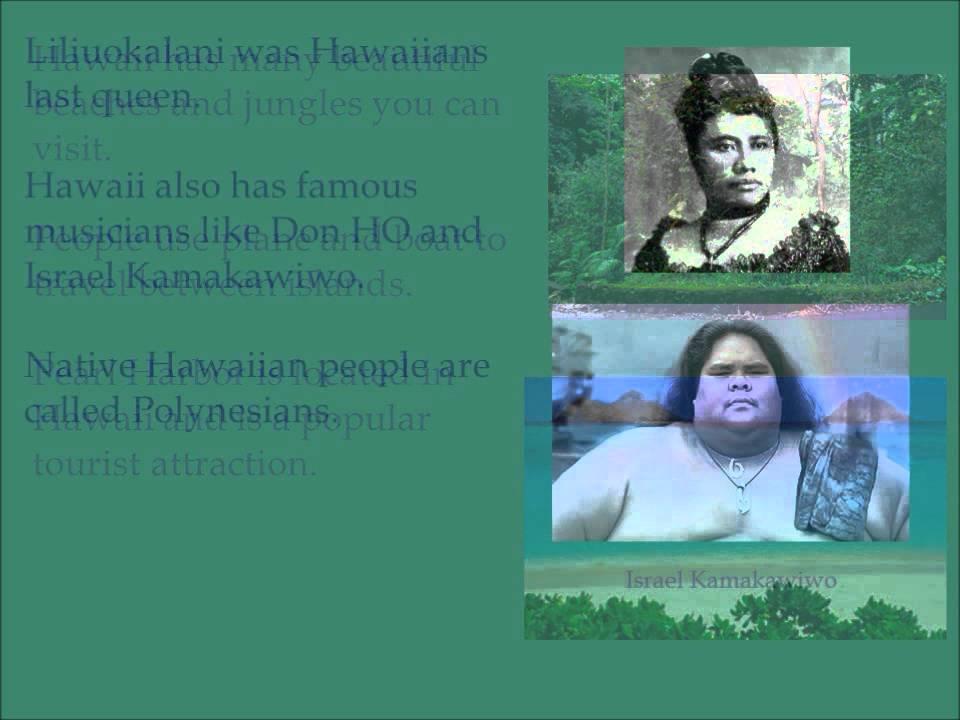 Hawaii Powerpoint Youtube