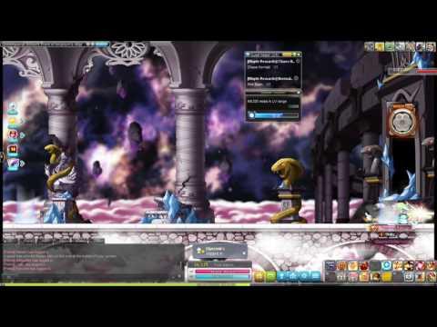 MapleStory Luna Blaster Arkarium...