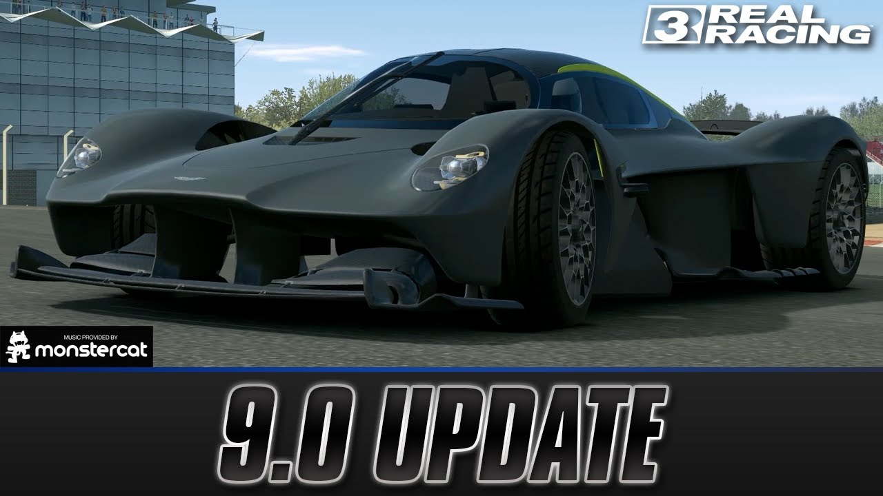 Real Racing 3 9 0 Update Preview Aston Martin Valkyrie Corvette C6 R Gt2 Dim Mak More Youtube