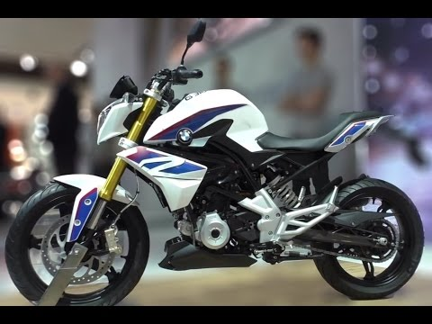 2016 Bmw G310r Demo Ride And Walk Around Plus G310r Stunt Bike