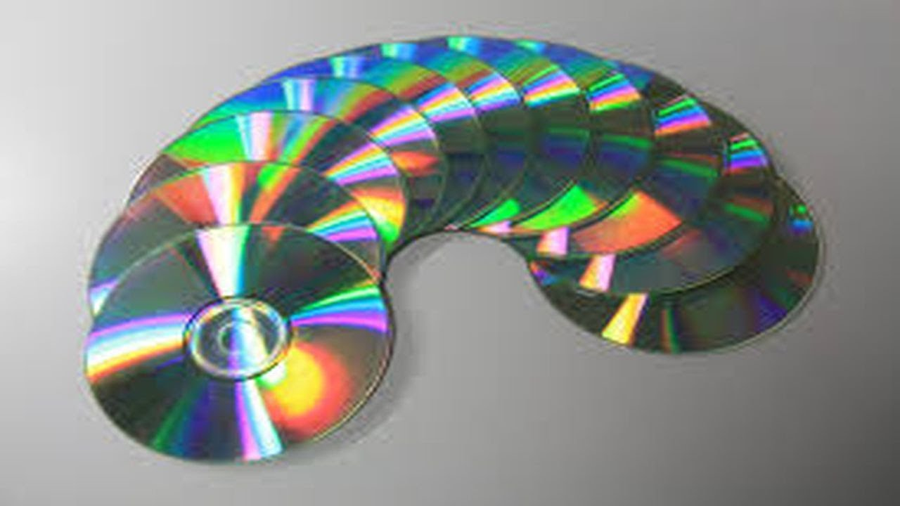 Videos De Manualidades Con CDs