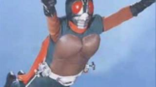 SKYRIDER OP -燃えろ仮面ライダー OP-(karaoke ASA ver2)-95- thumbnail