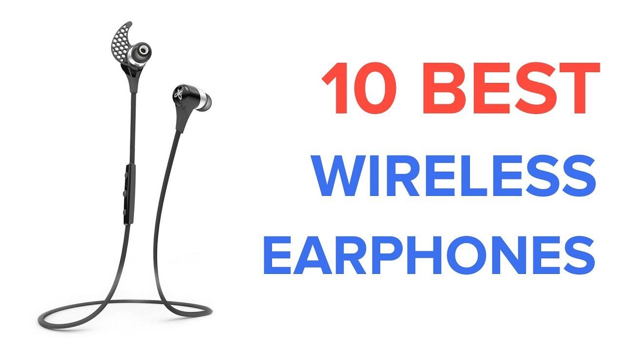 13486952365 10 Best Wireless Earphones in India | 2018 - YouTube