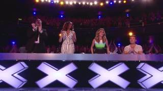 ALL judges shocked!! Boys Shocked People in the hall!!! Britain