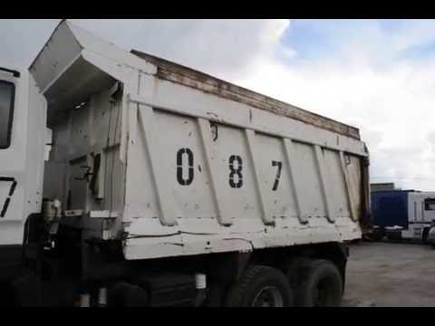 Обзор самосвала Hyundai hd 72 new power truck 2012 г.в.