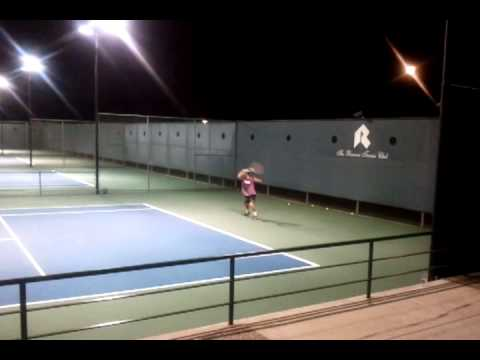 Cameron Ball Pro Tennis Lesson