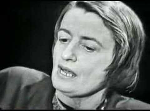 Ayn Rand Mike Wallace Interview 1959 part 1