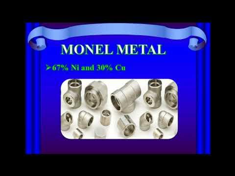Iron (Fe) and Nickel (Ni) based alloys