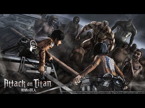 ATTACK ON TITAN Android Game apk  #Smartphone #Android