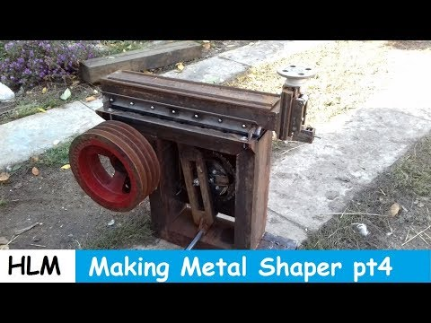 Metal Shaper part 4