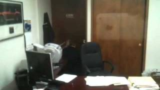 Febreze Gas Bomb - Office Prank