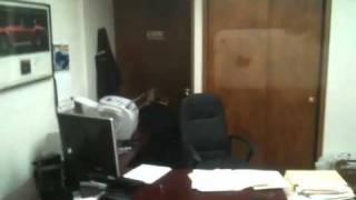 Febreze Gas Bomb - Office Prank