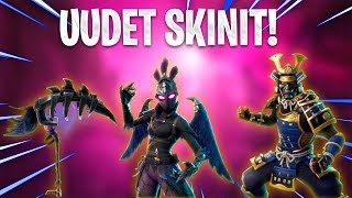 NEW EPIC SKINS! -FORTNITE NEWS