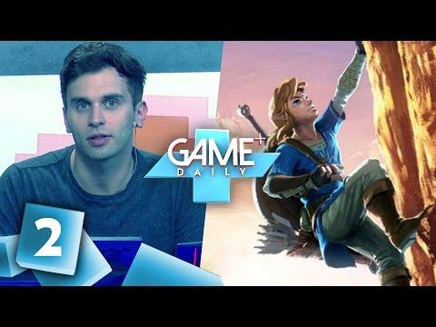 [2/4] gamescom 2016-Vorschau: Nintendo, Microsoft, Ubisoft, Square Enix | Game+ Daily | 16.08.2016