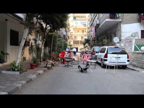 Sidewalk Salon - Stop-motion #1001ChairsCairo - Indiegogo