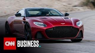 Aston Martin brings back the Superleggera