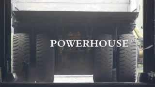 Rytec Powerhouse® Rubber Rolling Doors