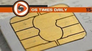 GS Times [DAILY]. Apple избавит мир от SIM-карт