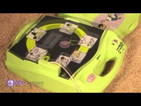 How To Use An AED Video