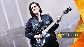 The xx - On Hold (Glastonbury 2017)