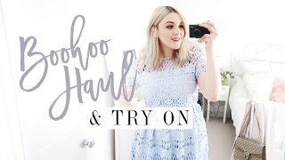 BOOHOO TRY-ON HAUL! | AFFORDABLE PICKS UNDER £20 | I Covet Thee