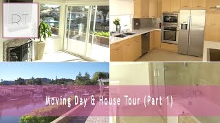 ♥ Moving Day & House Tour (part 1) ♥ Thumbnail